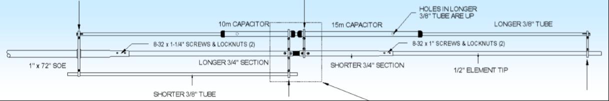 KT36XA Half Element Reference