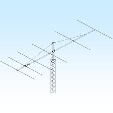 15M6DX, 21.0-21.450 MHz