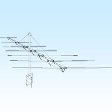 17-30LP7, 17-30 MHz