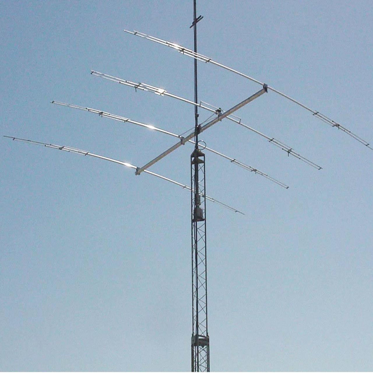 KT34M2, 10, 15, 20 Meters