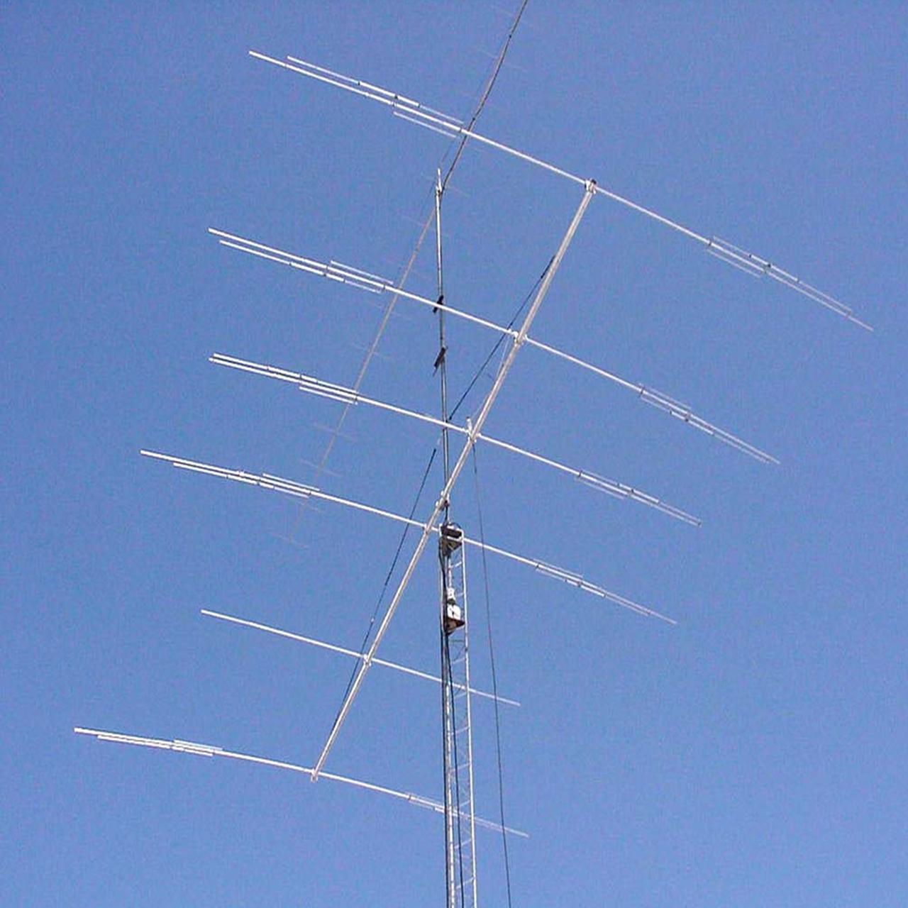 KT36XA, 10, 15, 20 Meters