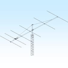 15M6-125, 21.0-21.450 MHz