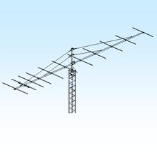 6M11JKV-125, 49.9-50.5 MHz