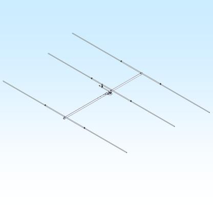 6M-3SS, 50.0-54.0 MHz (FG6M3SS)