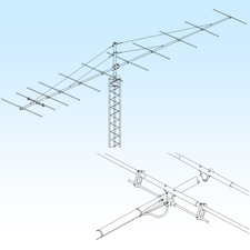 6M11JKV, 49.9-50.5 MHz