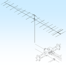 2M5WL, 144-148 MHz