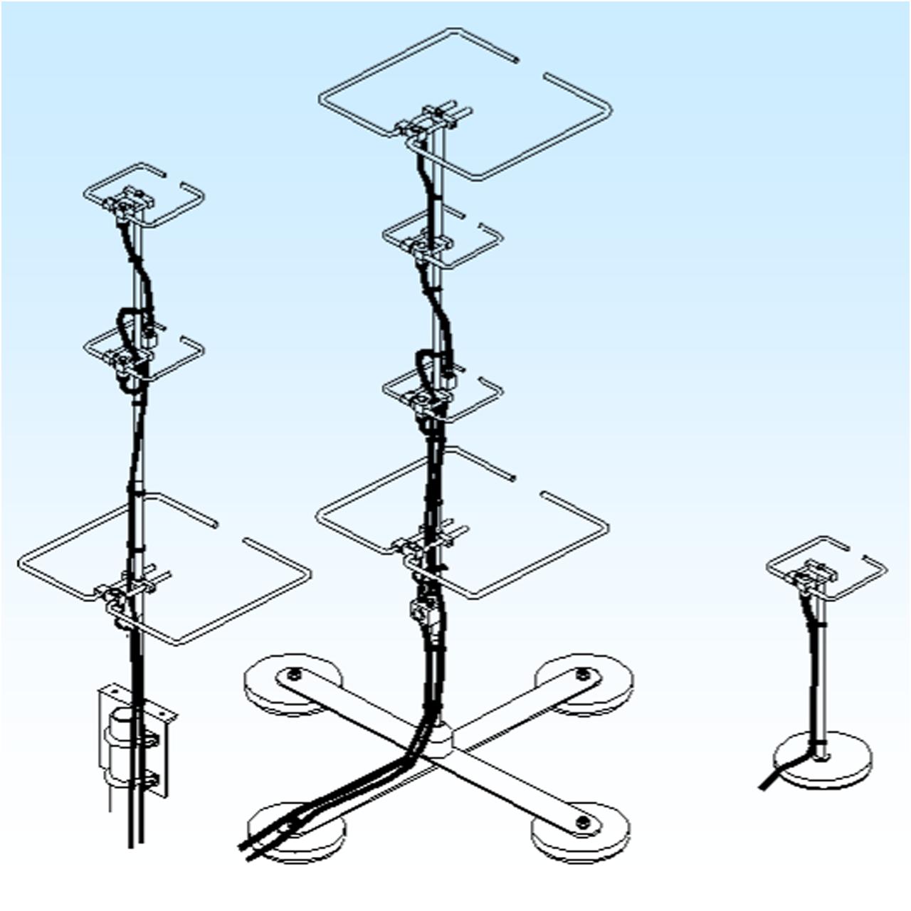70CM HO LOOP, 430-436 MHz
