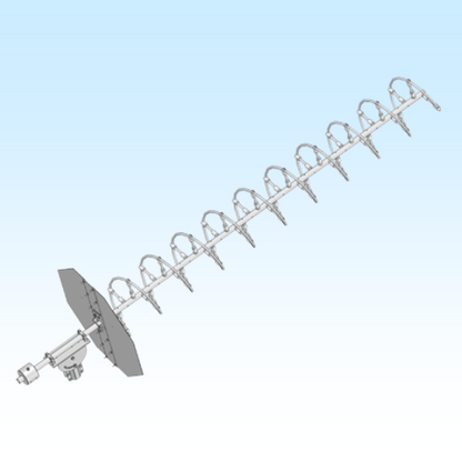 375-450-10, 375-475 MHz Helical