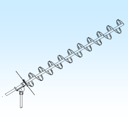 450-800-12, 390-650 MHz Helical