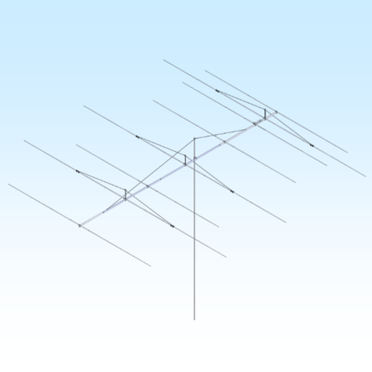 40-20M-3-5, 40/20M Dual Band