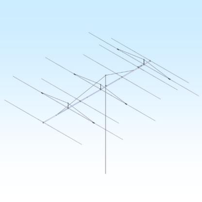 40-20M-3-5, Dual Band 40/20 Meter (FG4020M35)