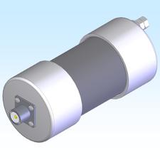 BALUN, 1:1 3 KW w/ SO-239 (FGBL0100)