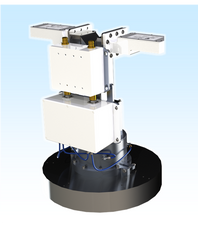 L-Band / C-Band Dual-Band Dish Feed 1.00-1.90 GHz / 3.4-4.8 GHz