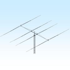 40M4LLDD-125, 7.0-7.3 MHz