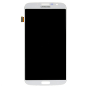 Samsung Galaxy Mega 6.3 i527 i9200 i9205 LCD Touch Digitizer Screen Assembly -White - No Frame