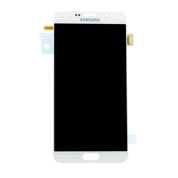 Samsung Galaxy Note 5 LCD Screen Touch Digitizer No Frame- White