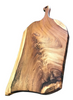 Beautifully patterned East Asian Walnut paddle board