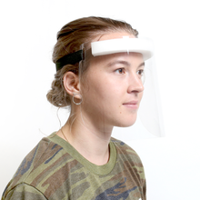 Disposable Face Shield - QTY 12 or QTY 48 (CBCDFS)