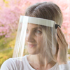Reusable Face Shield - QTY 12 or QTY 48 CBCDFS