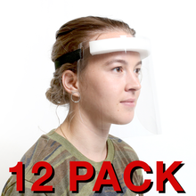 Reusable Face Shield - 12 Pack (CBCRFS12)