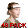 Reusable Face Shield - 48 Pack (CBCRFS48)