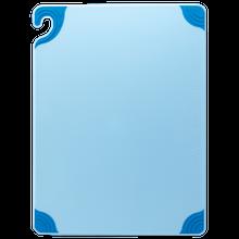 """San Jamar BLUE Saf-T-Grip Cutting Board 15"""" x 20"""" x 1/2"""""""