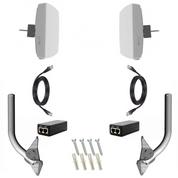 Ligowave DLB 2-14 Link Kit for Near Line of Sight Applications