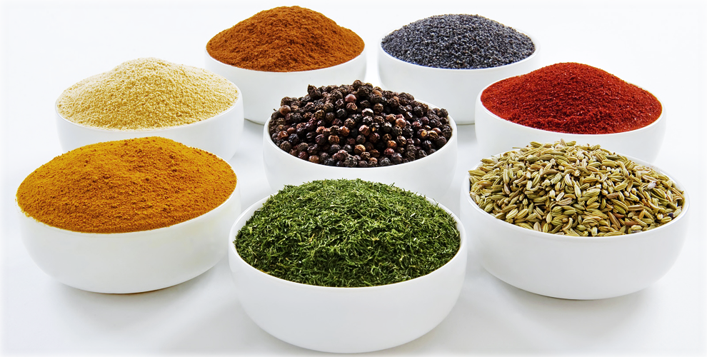 Show your body love with the healing powers of spice