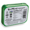 VerMints Organic Breath Mints Wintergreen Large Tin 1.41 oz back