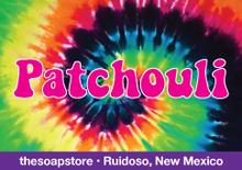 Patchouli – Glycerin Soap