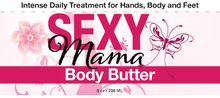 Sexy Mama Body Butter, 8 oz.