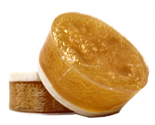 Oatmeal & Honey Loofah Soap, 5 oz.