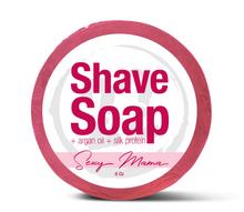 Sexy Mama Shave & Shampoo Soap, 5 oz.
