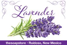 Lavender – Glycerin Soap w/ Triple Butter