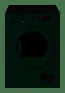Hotpoint SUTCD97B6PM Condenser Tumble Dryer - White - GRADED