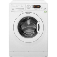 Hotpoint WMAOD844P 8Kg Washing Machine with 1400 rpm - White - A+++ Rated - GRADED