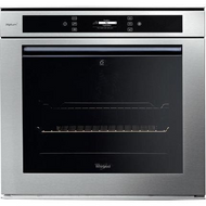 Whirlpool AKZM694/IXL Built In Electric Single Oven - Stainless Steel - GRADED