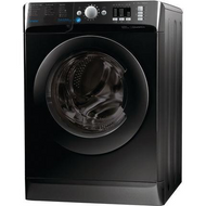 Indesit BWA81683XK Washing Machine - Black - GRADED