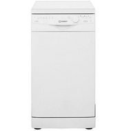 Indesit DSR26B1 45cm Slimline Dishwasher - White - A+ Rated - BRAND NEW