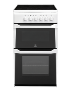 Indesit Advance IT50CW Freestanding Electric Cooker - White - GRADED