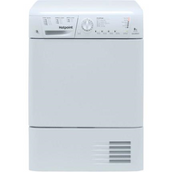 Hotpoint TCHL870BP 8Kg Condenser Tumble Dryer - White - B Rated - GRADED