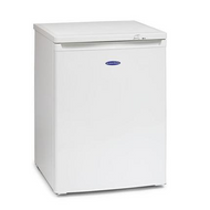 Iceking RK6129W 60cm Undercounter Fridge With Icebox - White - BRAND NEW