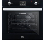 Belling BI602FPCT Built In Electric Single Oven - Black - A Rated - GRADED.