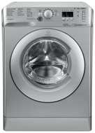 Indesit Innex BWA81483XS Washing Machine - Silver - GRADED