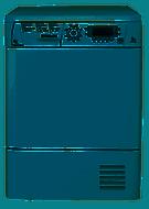 Hotpoint TDHP871RP Heat Pump Condenser Tumble Dryer - White - GRADED