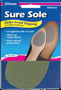 Sure Sole - Non-Slip (1 Pair)