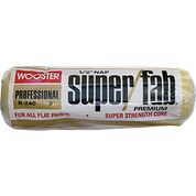"WOOSTER R240 9"" SUPER FAB 1/2"" NAP ROLLER COVER"