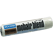 "WOOSTER R207 9"" MOHAIR BLEND 1/4"" NAP ROLLER COVER"