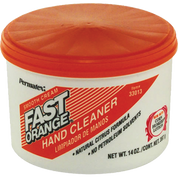PERMATEX 33-013 14OZ FAST ORANGE TUB HAND CLEANER SMOOTH CREAM FORMULA