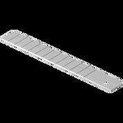 OLFA AB-10B STANDARD BLADES 10PK